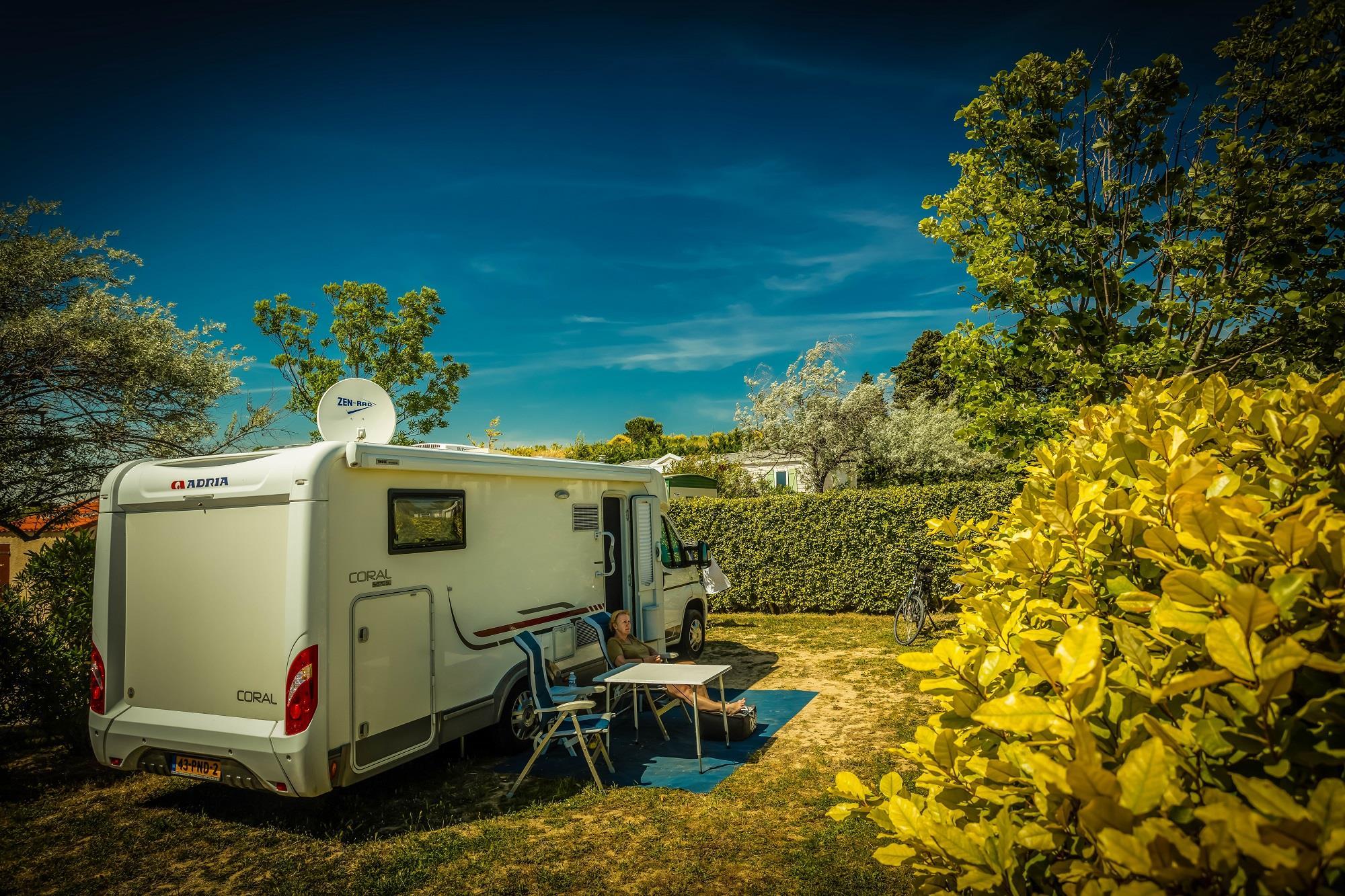 Capfun Camping la Nautique, Narbonne, Aude
