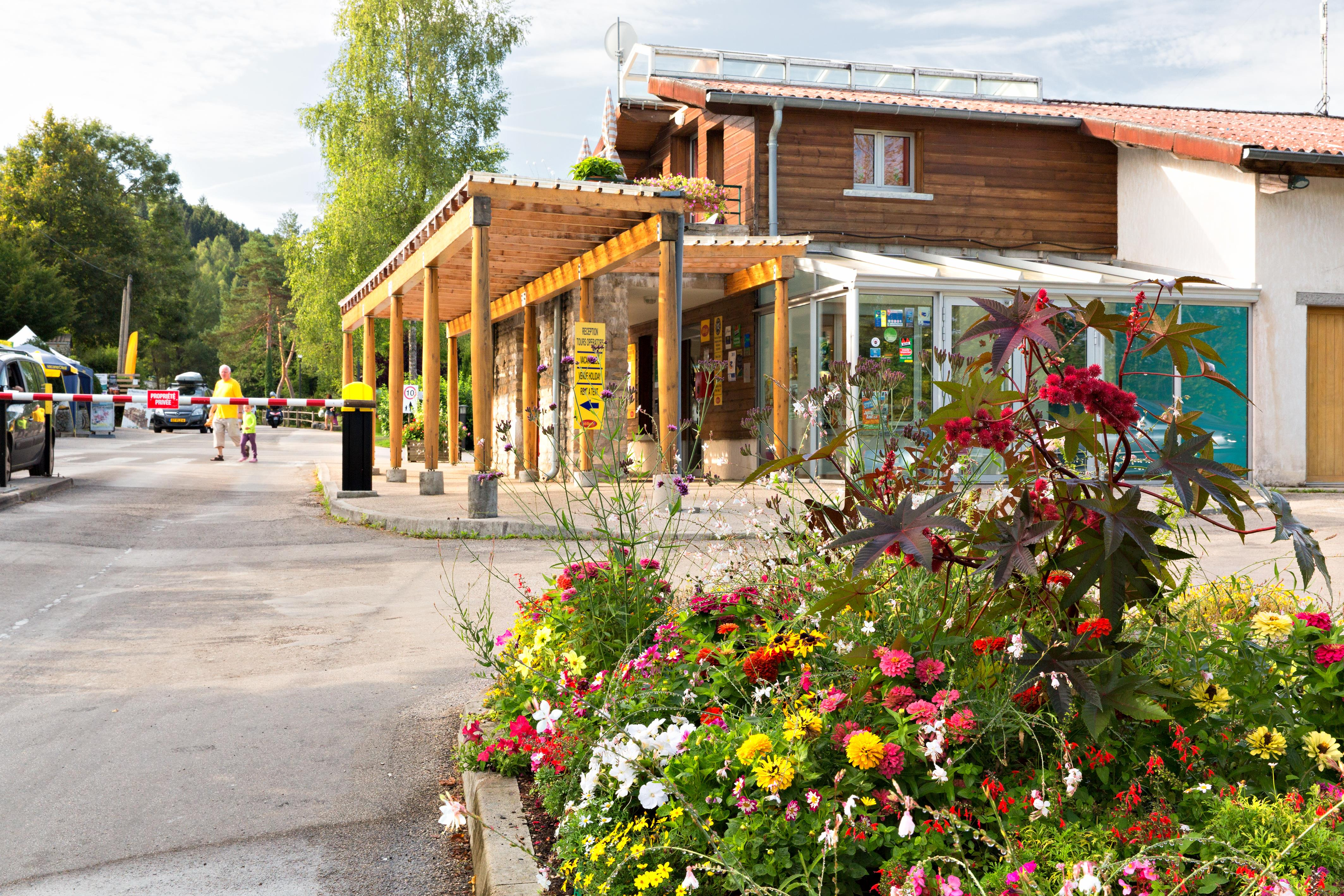 Camping Fayolan, Clairvaux-les-Lacs, Jura