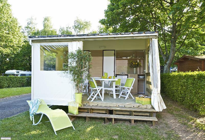 Location - Mobi-Tente Tithome - Sans Sanitaires - Camping Le Jardin des Cévennes