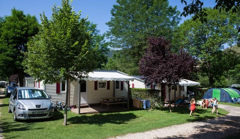 Camping Le Jardin Des Cévennes - Meyrueis
