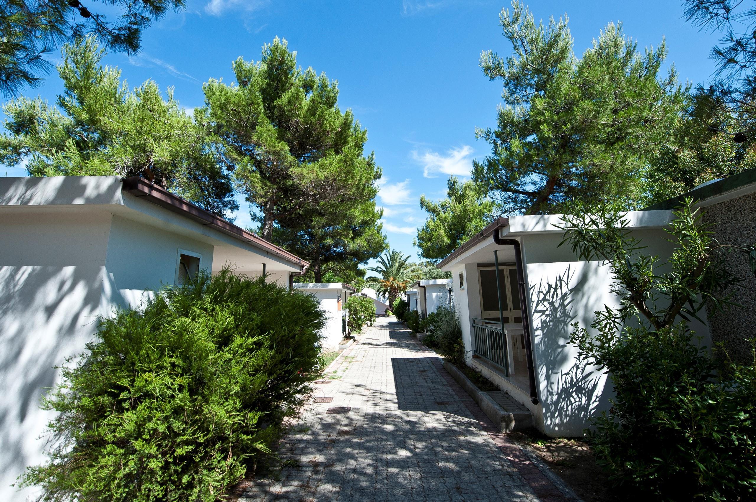 Location - Bungalow 'Corallo' Deux Pièces - Camping Le Diomedee