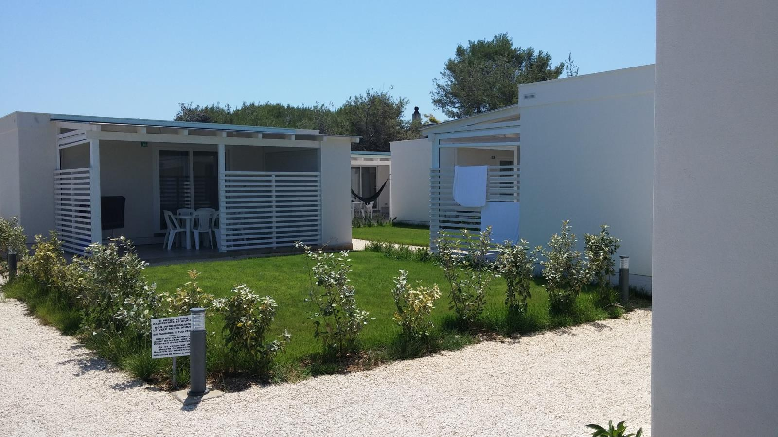 Location - Mobilhome 'Turchese' Deux Pièces - Camping Le Diomedee