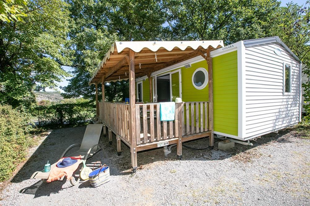 Accommodation - Mobil-Home Club (Sunday) - Domaine des Chênes