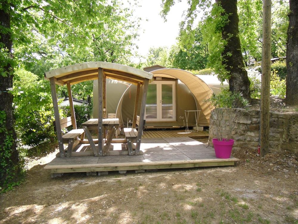 Accommodation - Coco Sweet (Sun) - Domaine des Chênes