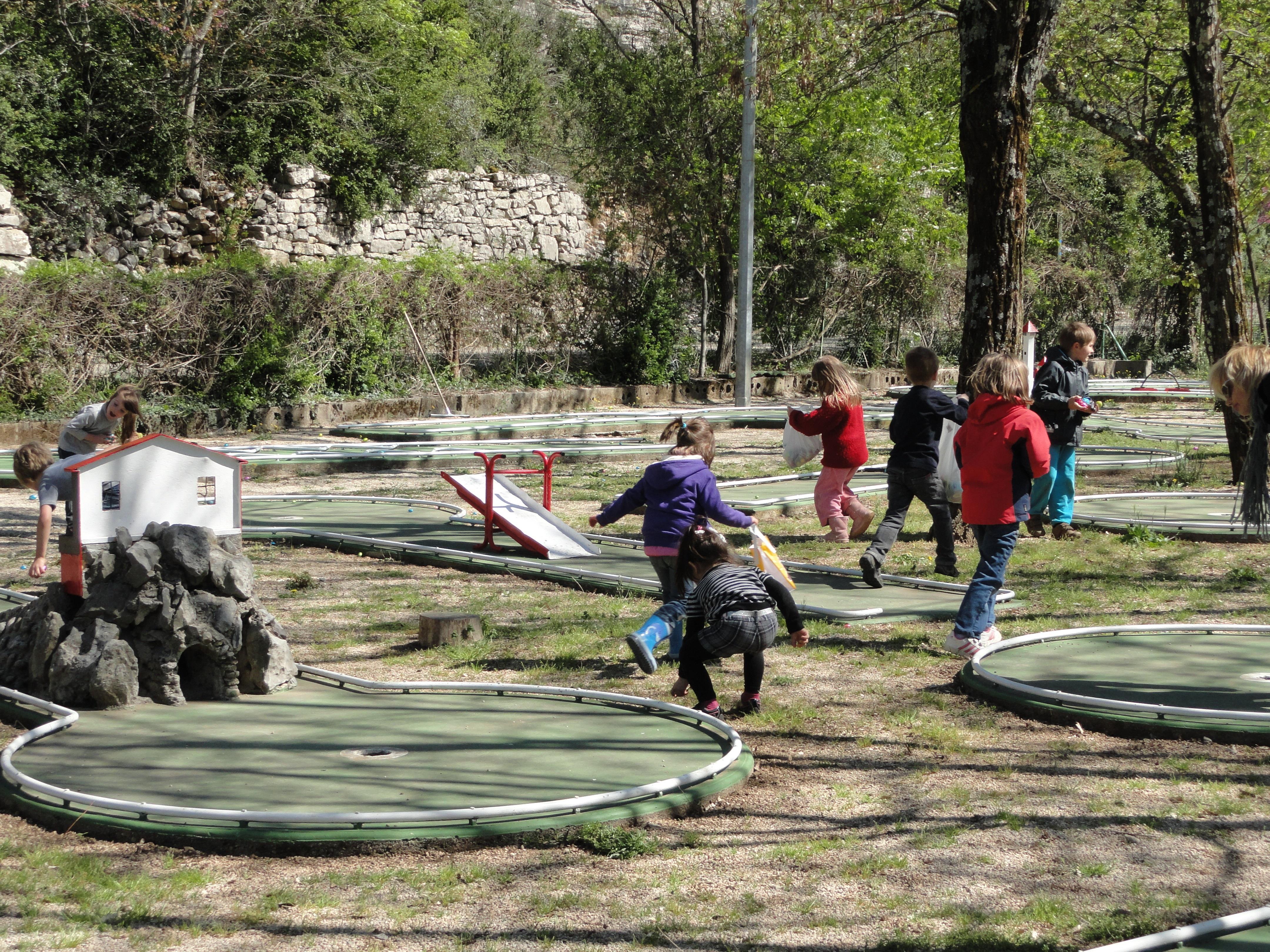 Camping Domaine Arleblanc