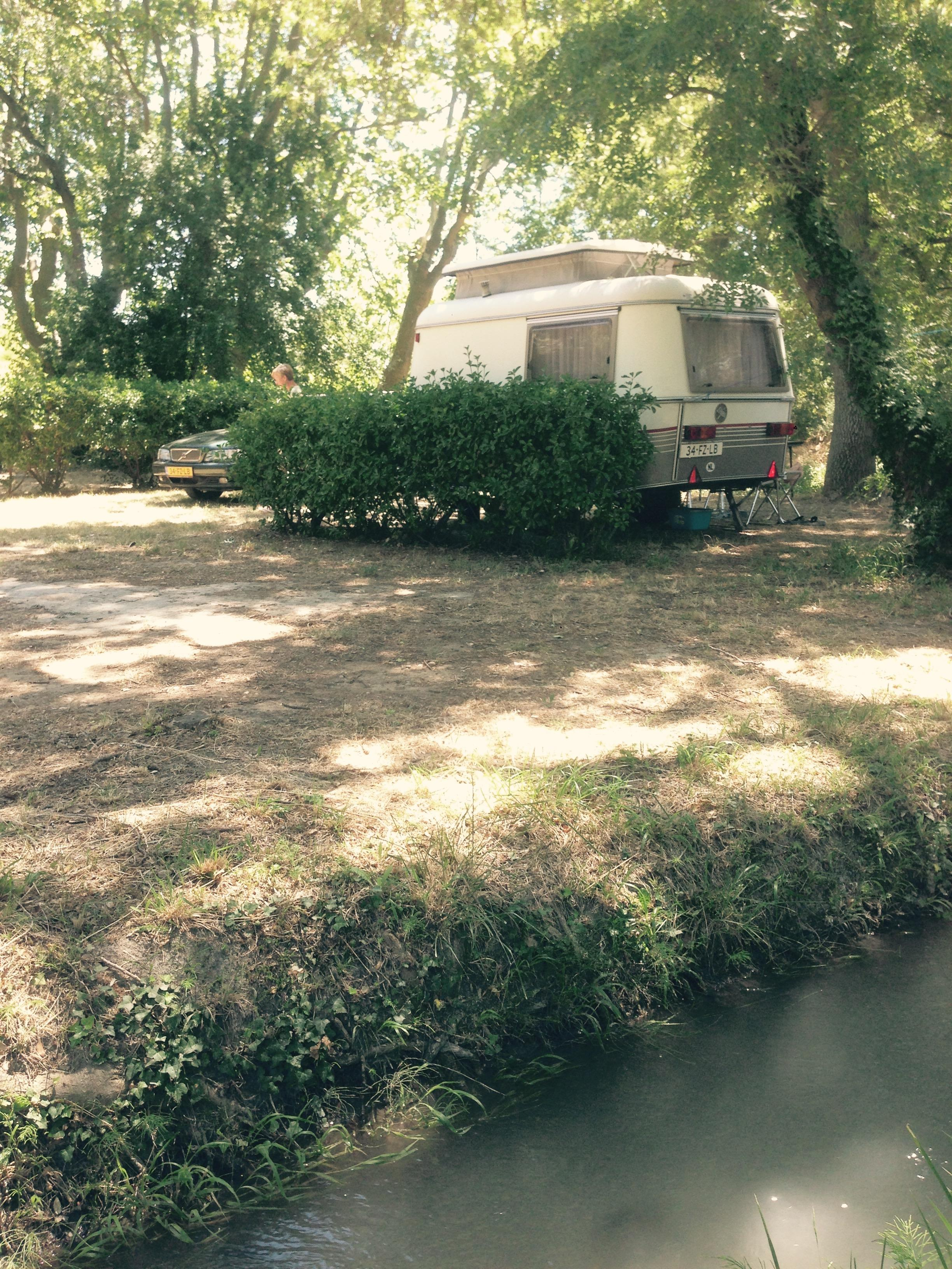 Emplacement - Emplacement - Camping Nostradamus