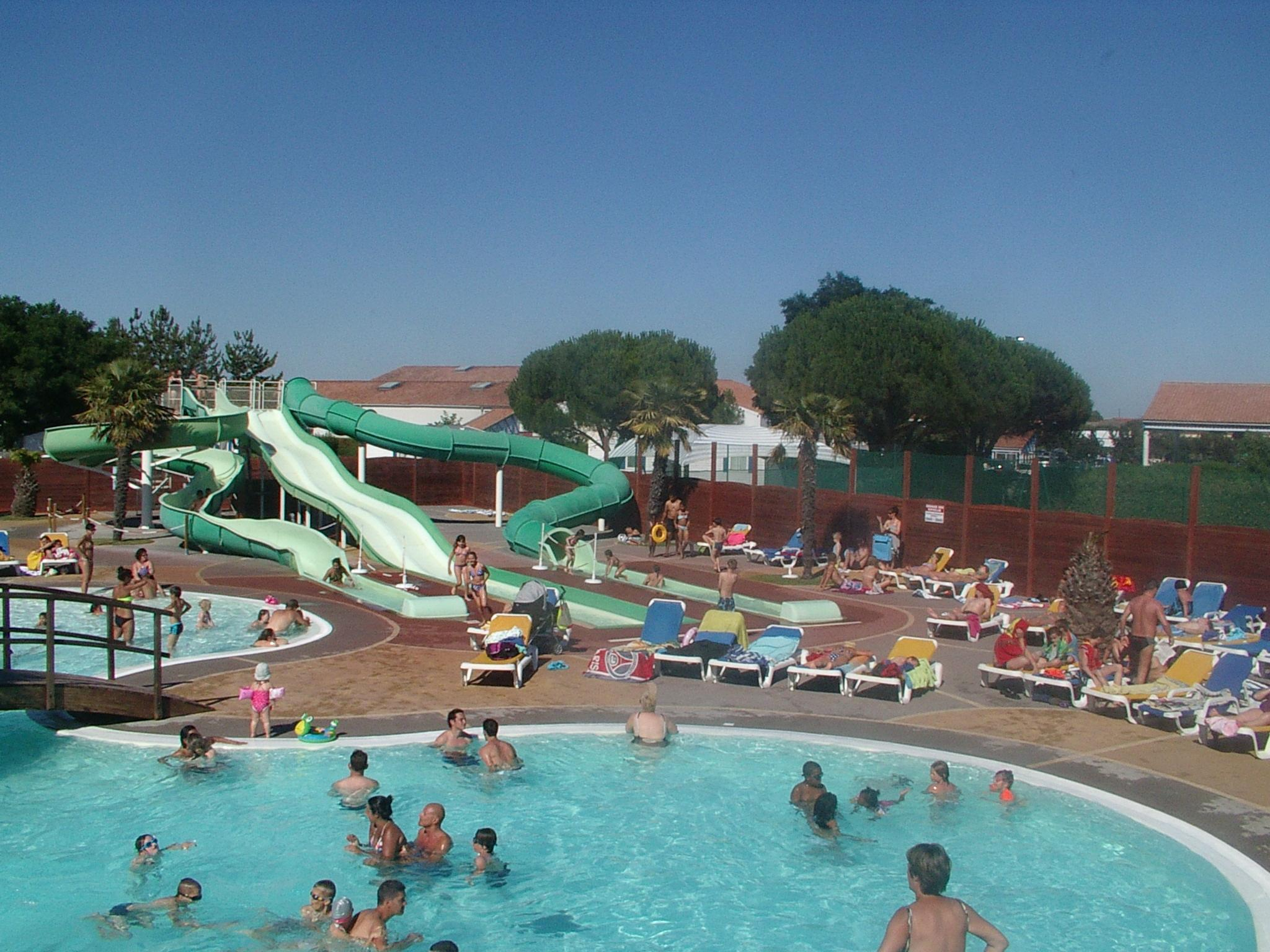Establishment Capfun - Camping Le Curtys' - Jard Sur Mer