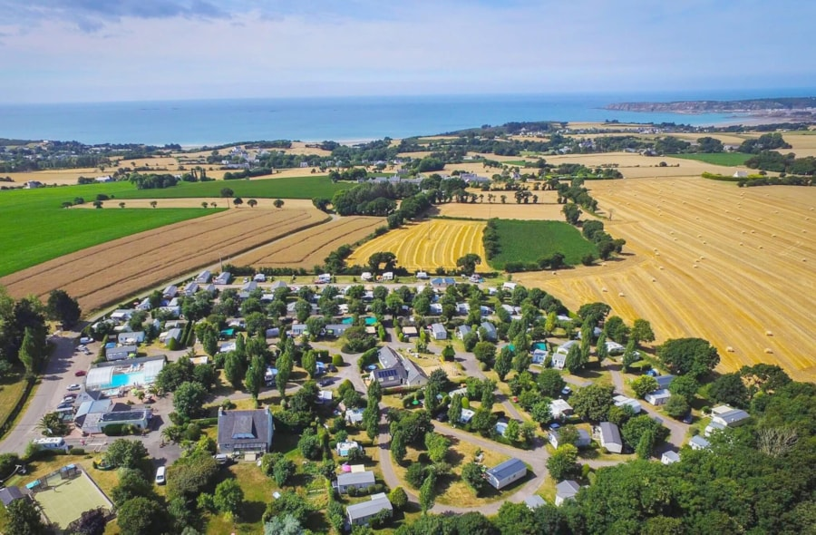Camping Sites Et Paysages Bellevue - Erquy