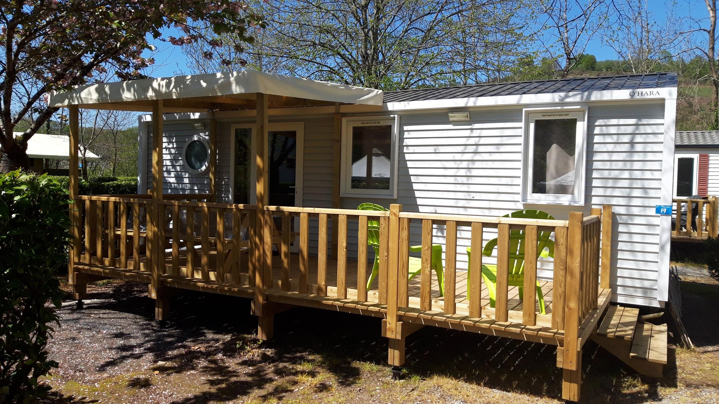 Mobil-home Tribu Confort - 2 Chambres