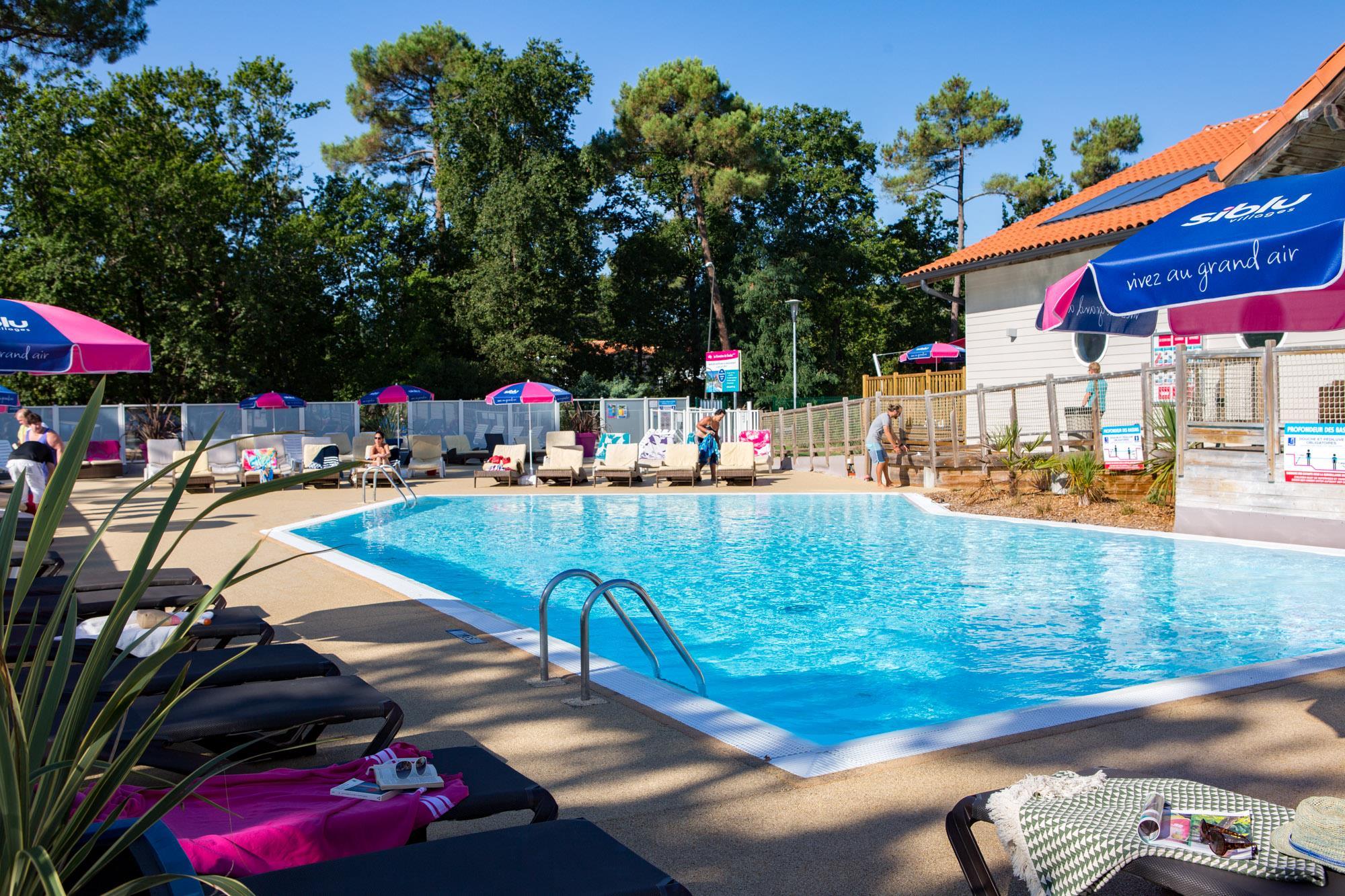 Camping Domaine de Soulac, Soulac-sur-Mer, Gironde