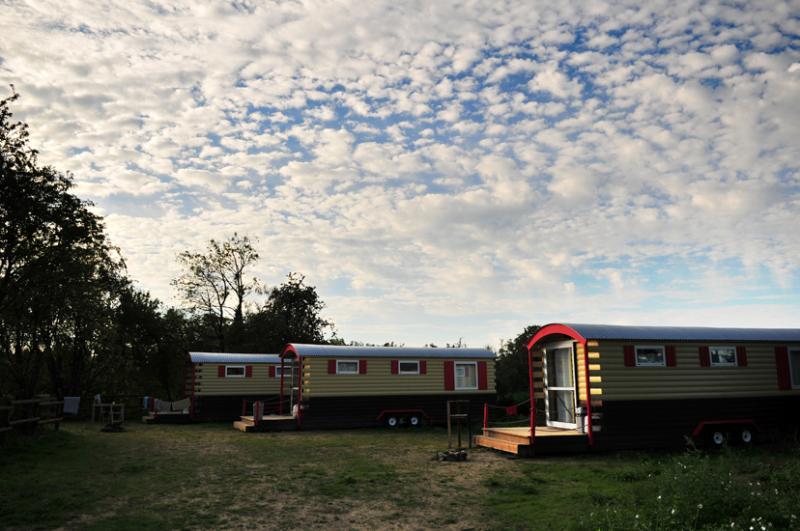 Camping Campix, Saint-Leu-d'Esserent, Oise