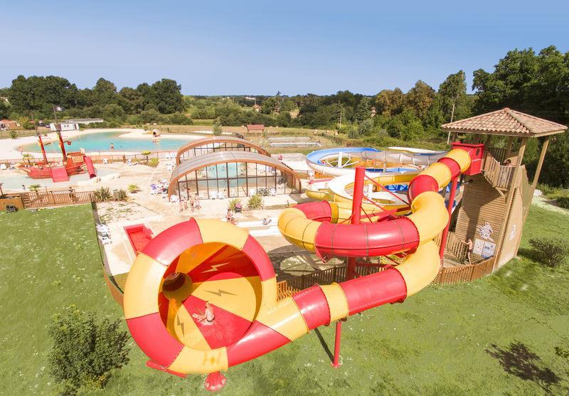 Capfun Camping Paradis de Bazas, Bazas, Gironde