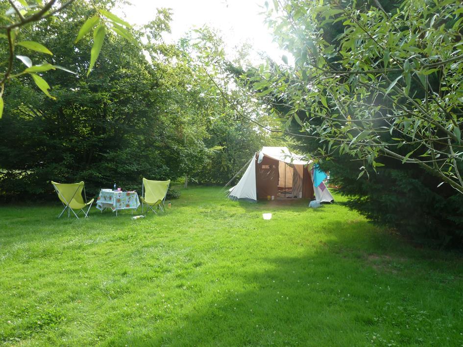 Camping les Ripettes, Chavannes-sur-Reyssouze, Ain