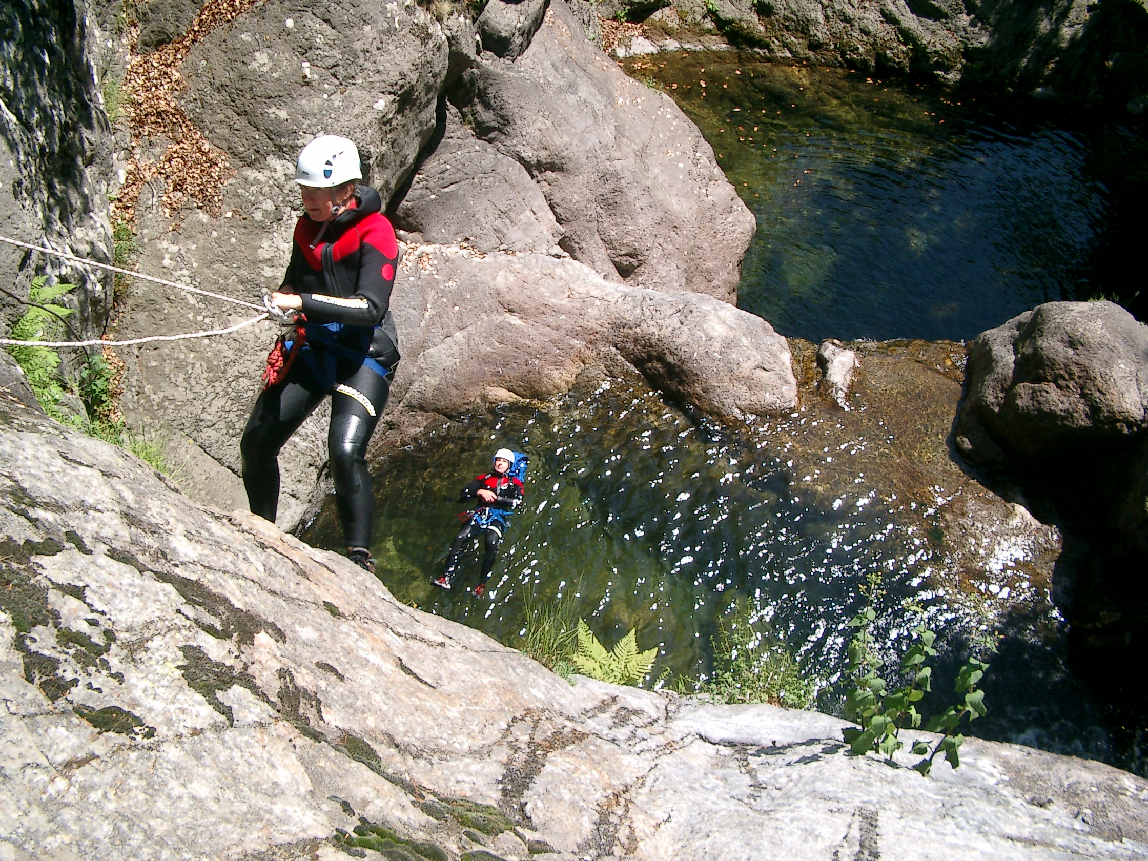 Sport activities Camping La Digue - Chauzon/Ruoms
