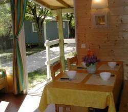 Accommodation - Cottage Chalet- 2 Bedrooms - 38M² With Bathroom - CAMPING LA DIGUE