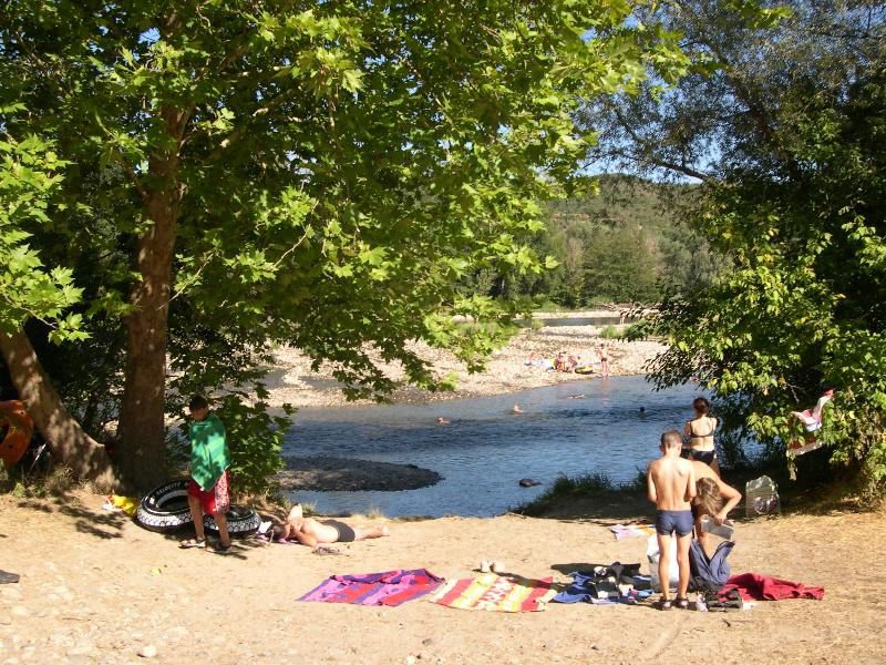 Beaches Camping La Digue - Chauzon/Ruoms
