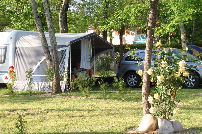 Camping la Digue, Chauzon, Ardèche