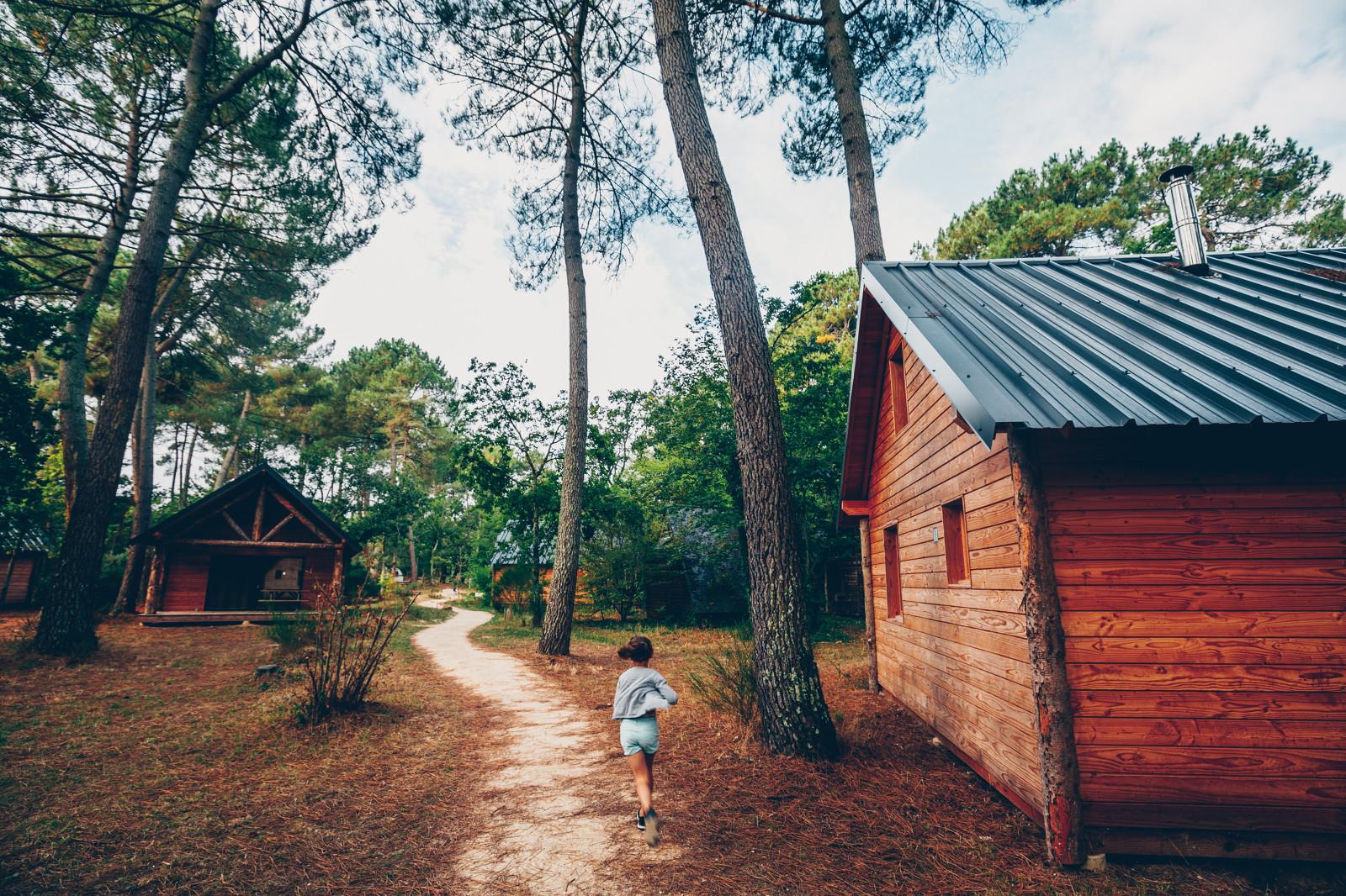 Camping Huttopia Rillé, Rillé, Indre-et-Loire