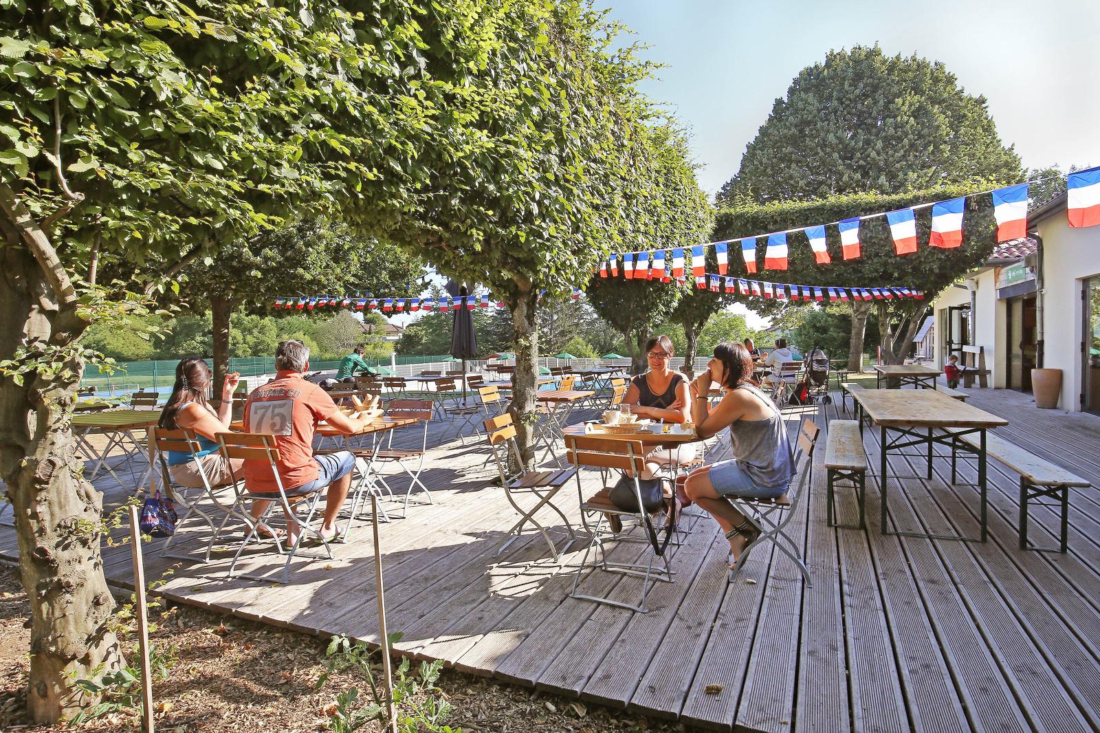 Camping Huttopia Royat, Royat, Puy-de-Dôme
