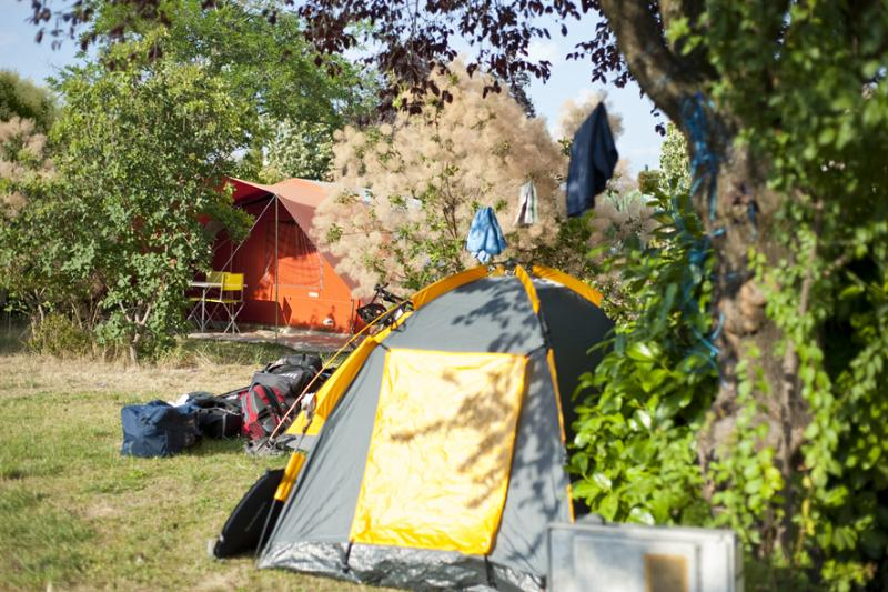 Emplacement - Emplacement Camping - Camping Forcalquier