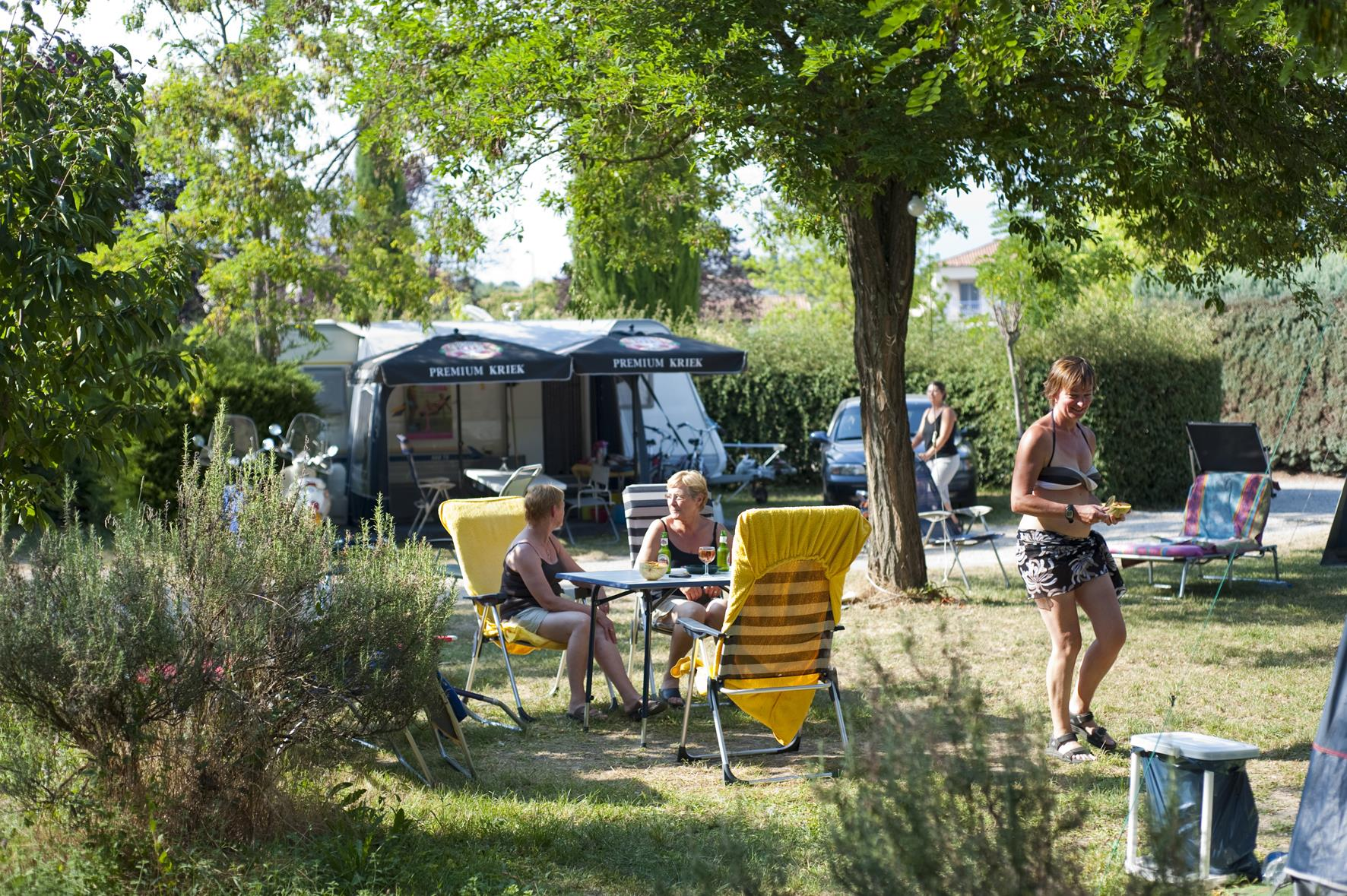 Emplacement - Emplacement Camping + - Camping Forcalquier