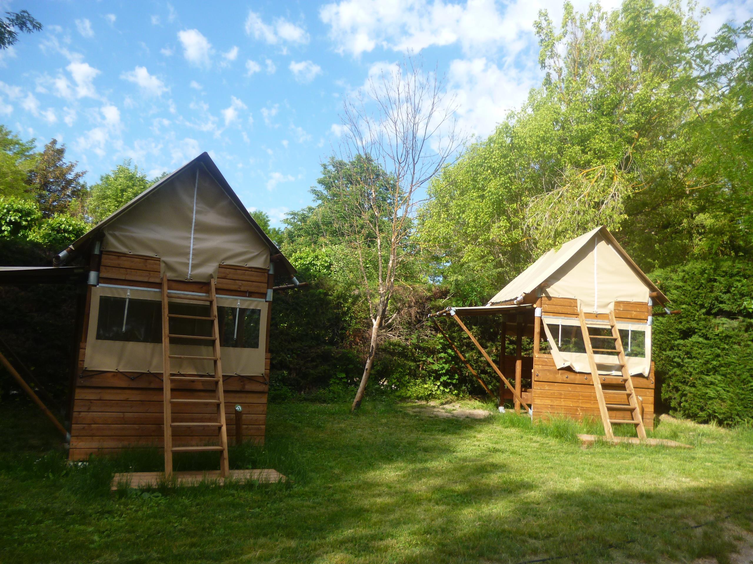 Location - Bivouac - Camping Forcalquier