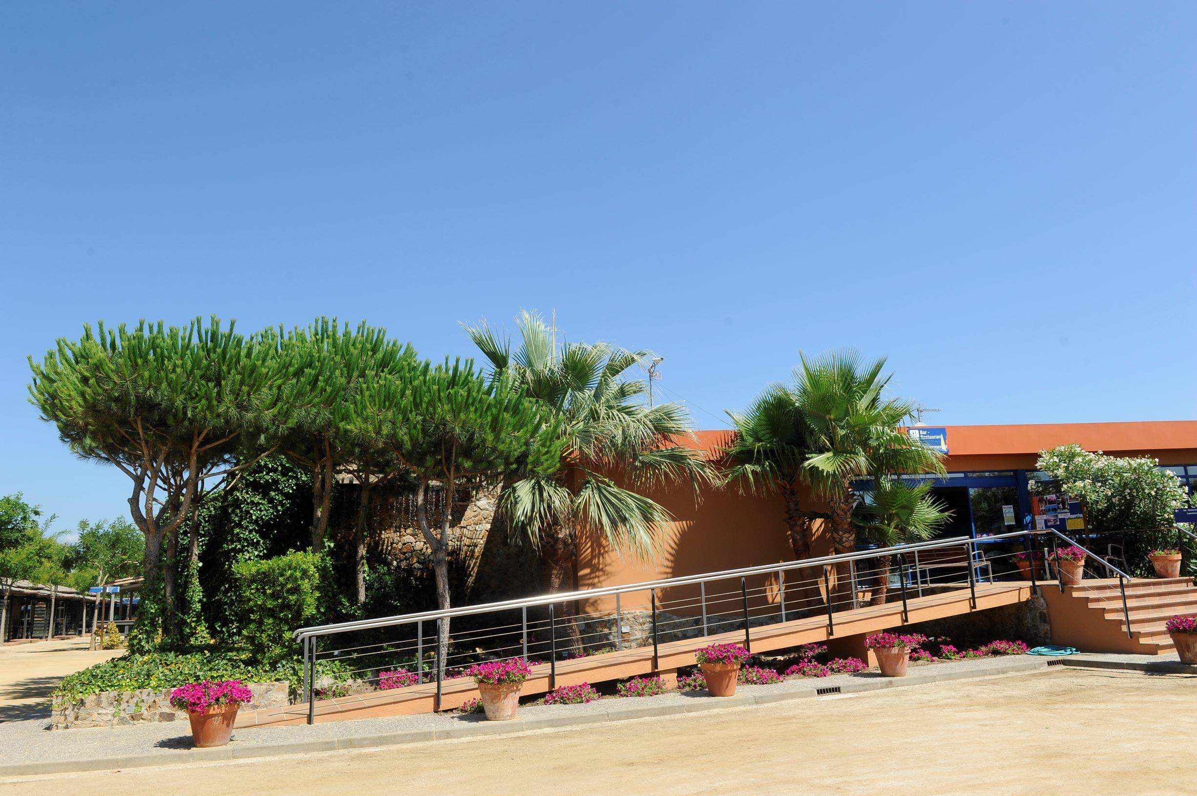 Services & amenities Camping Del Mar - Malgrat De Mar (Barcelona)