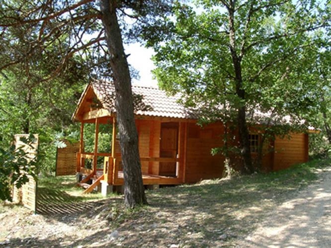 Camping de Valsaintes, Simiane-la-Rotonde, Alpes-de-Haute-Provence