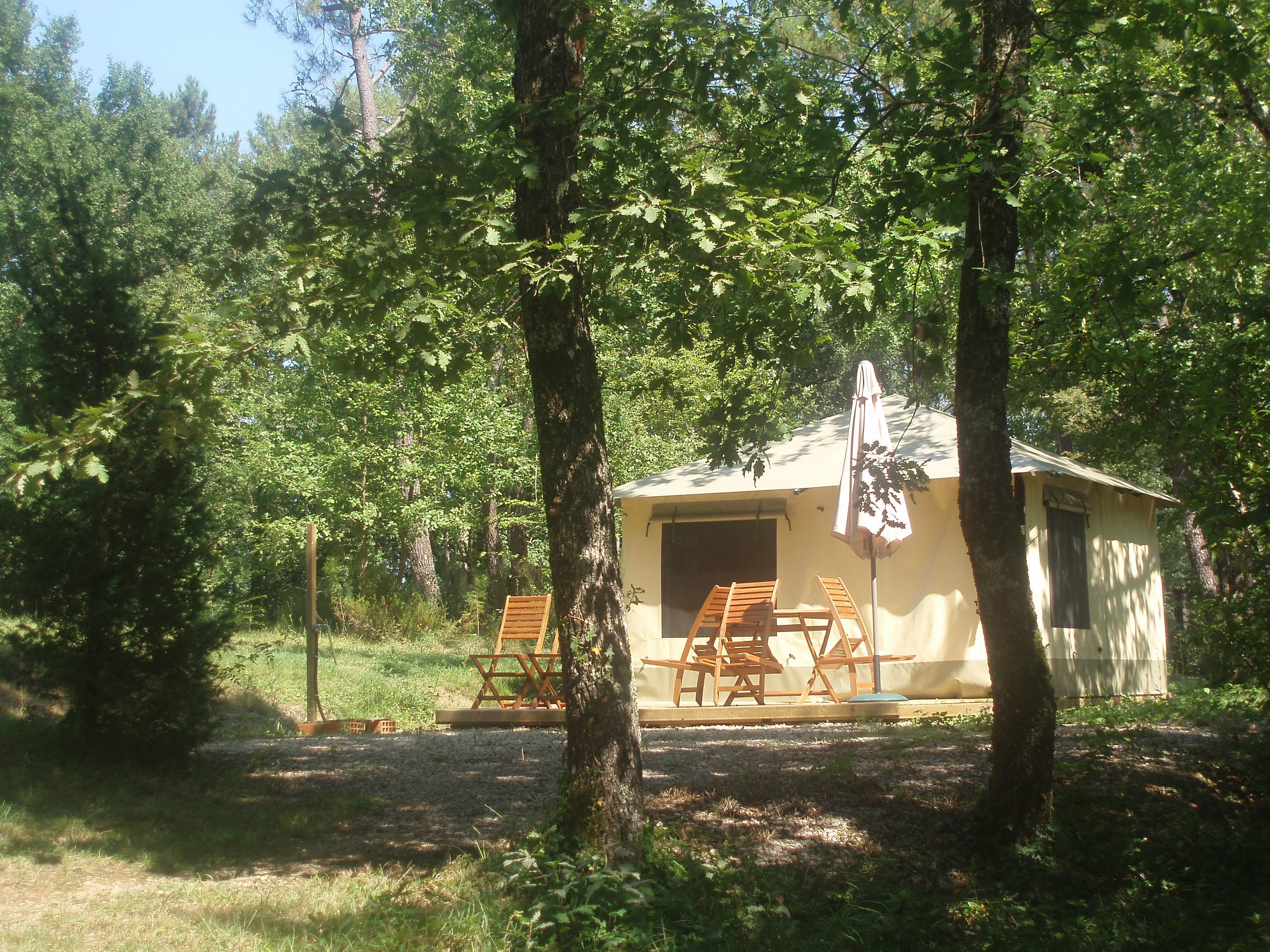 Accommodation - Furnished Tent Mayotte - Centre Naturiste Le Fiscalou