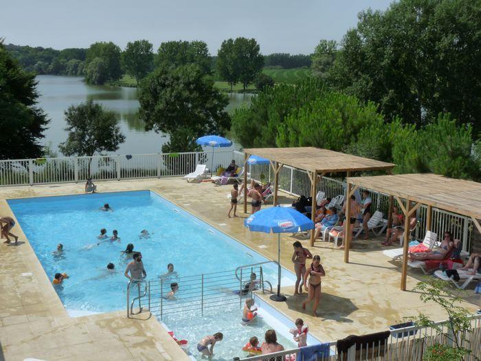 Camping les Coteaux du Lac, Chemillé-sur-Indrois, Indre-et-Loire