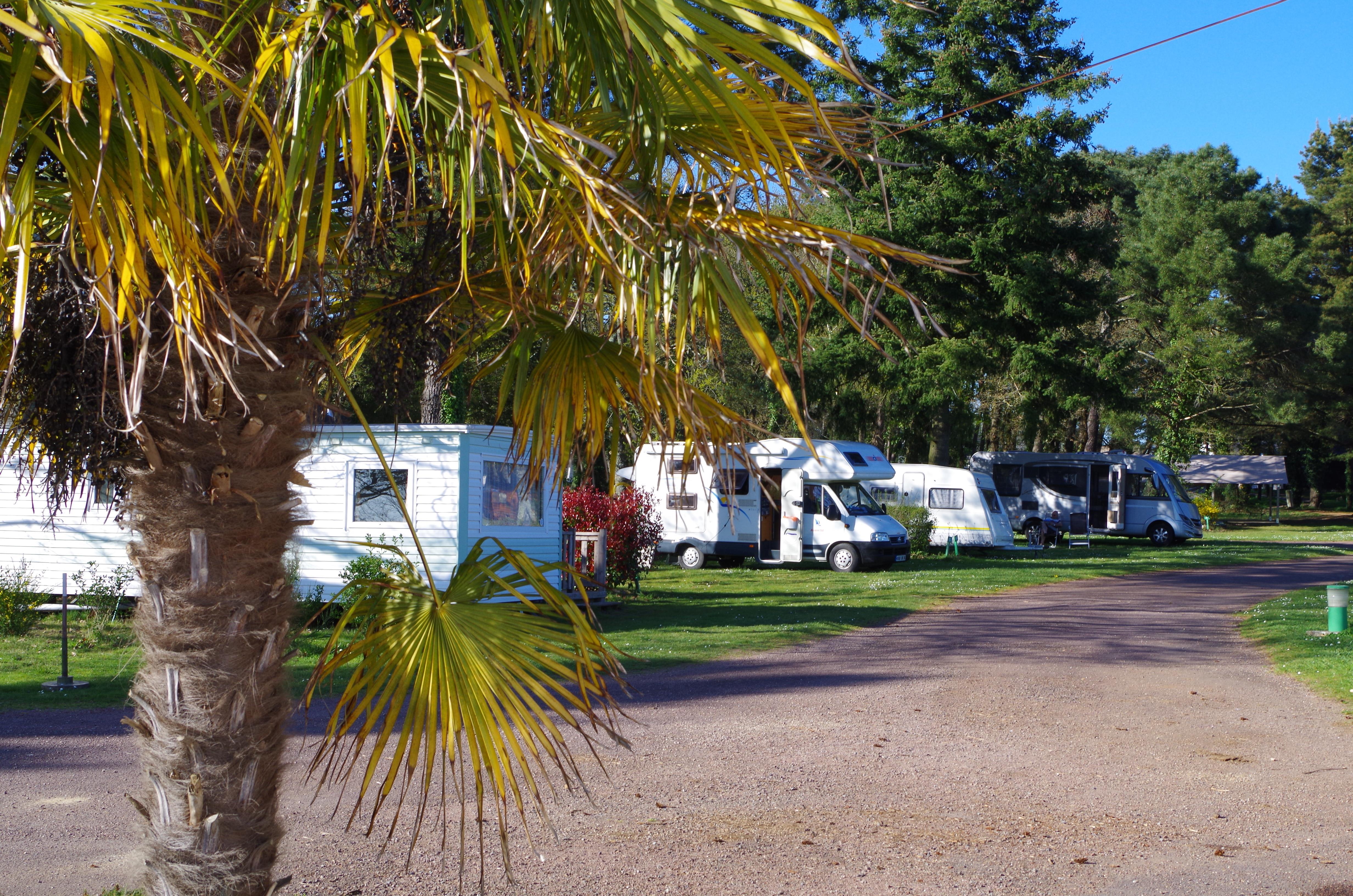 Camping l'Hermitage, Guemene-Penfao, Loire-Atlantique