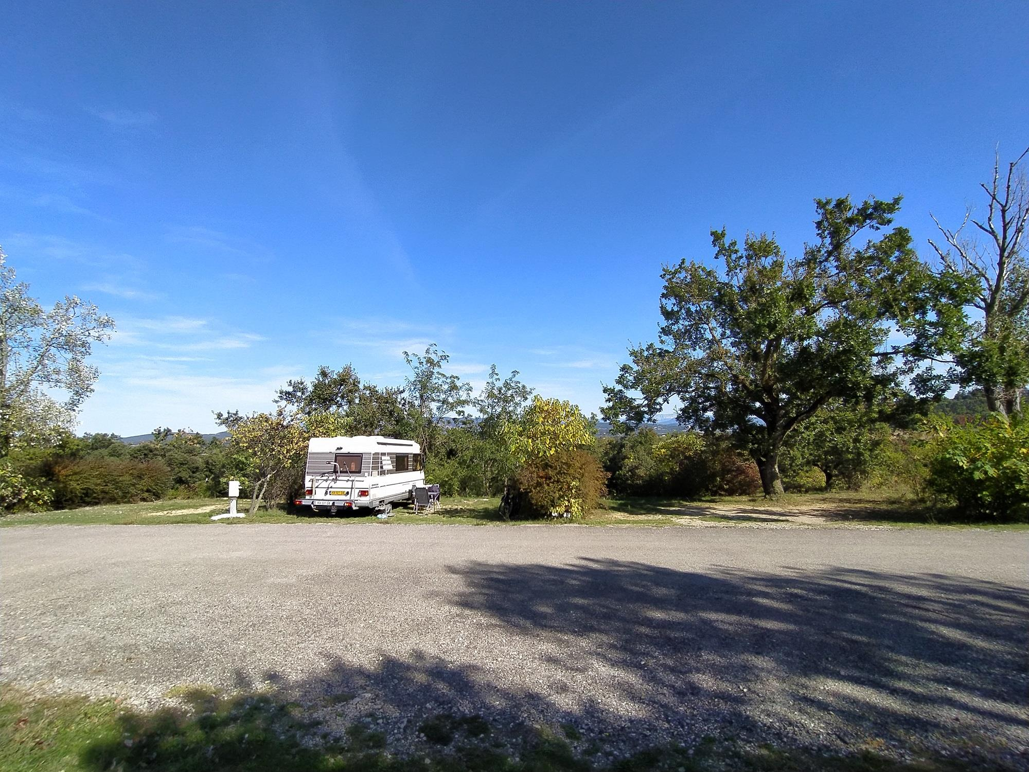 Camping les Quatre Saisons, Grane, Drôme