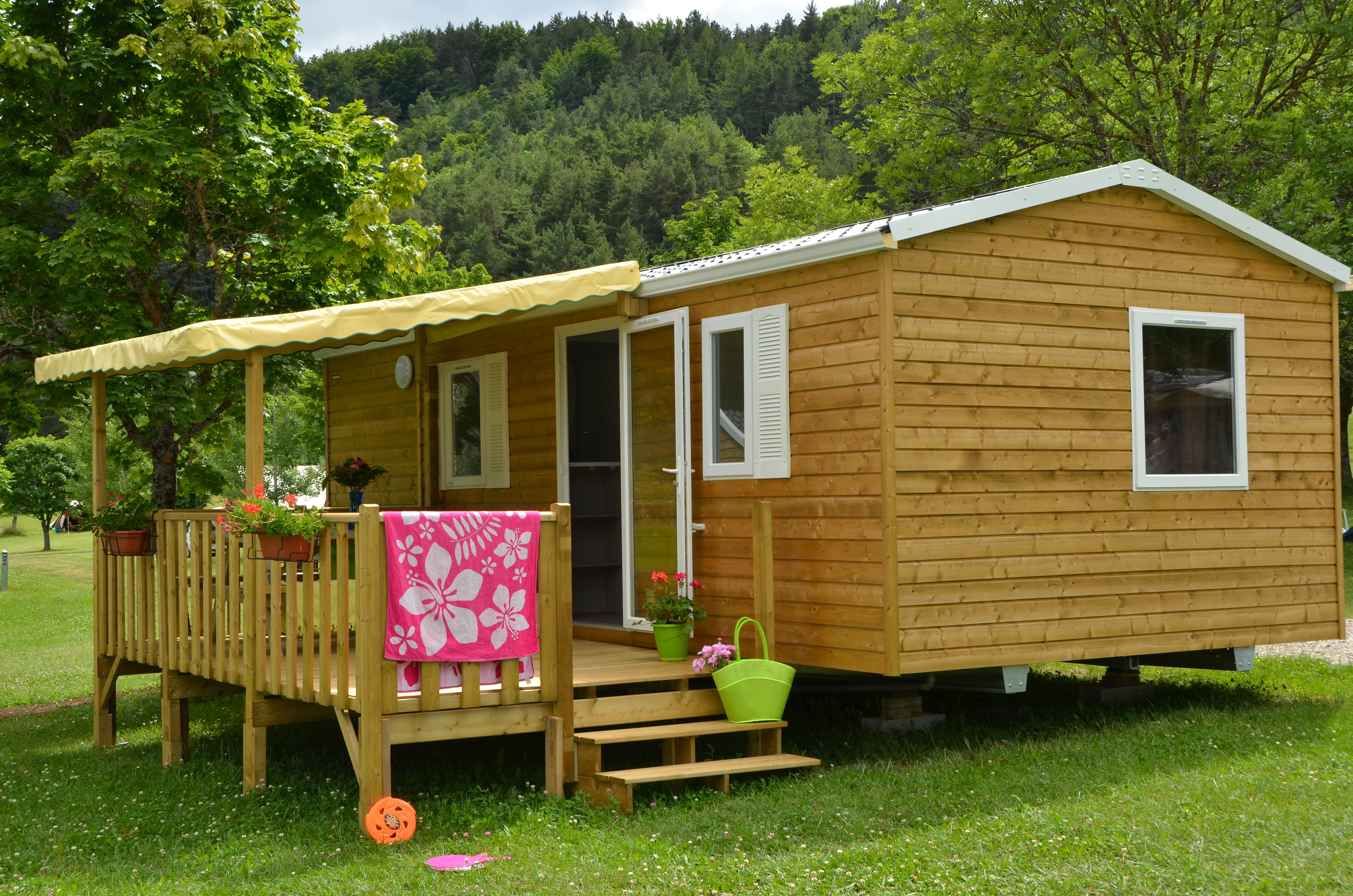 Accommodation - Cottage - Camping CHAMP LA CHEVRE