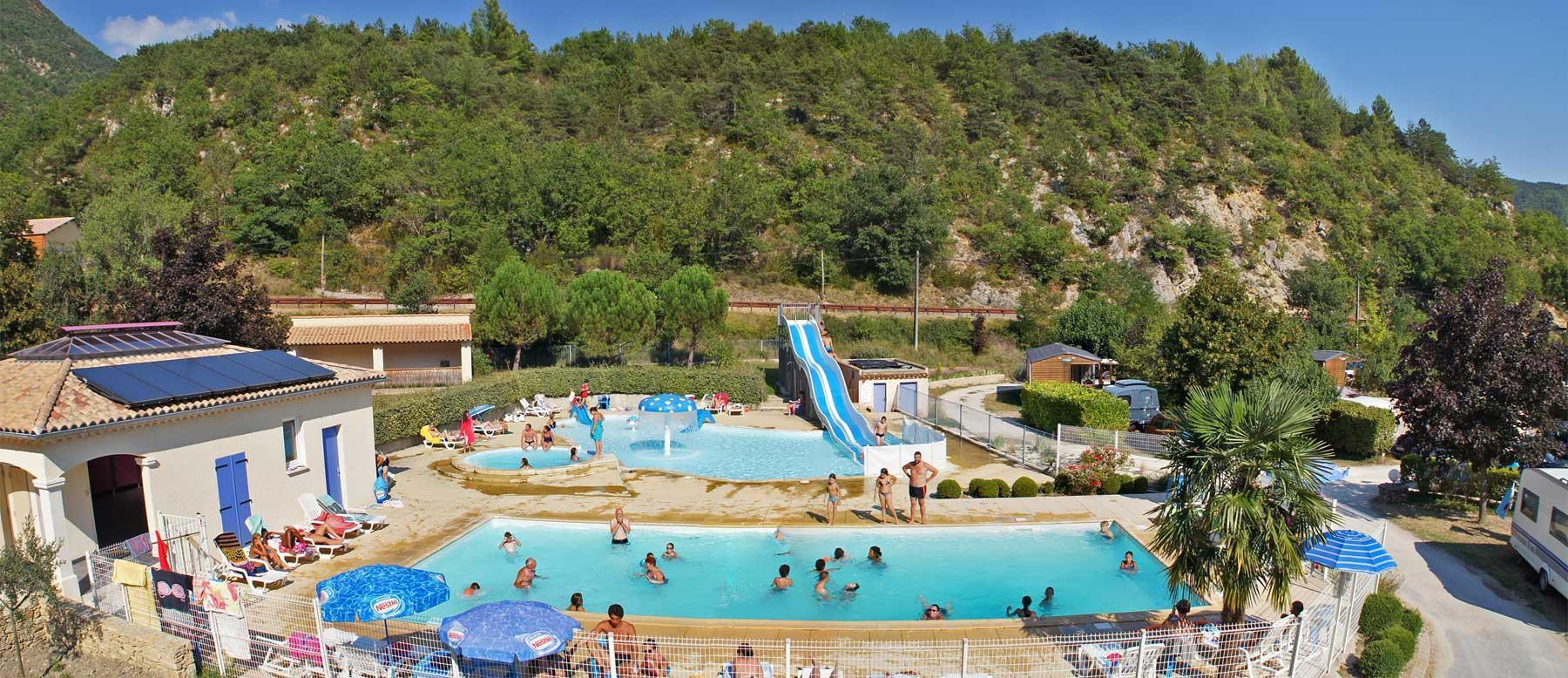 Camping le Pilat, Saint-Ferreol-Trente-Pas, Drôme