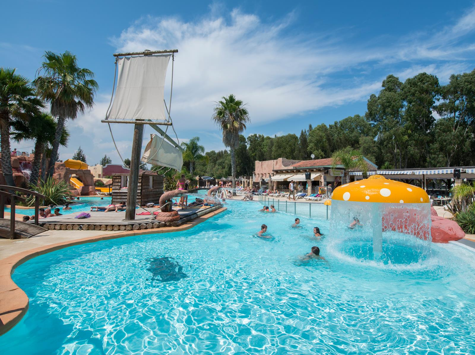 Baden Camping Les Palmiers - Hyeres