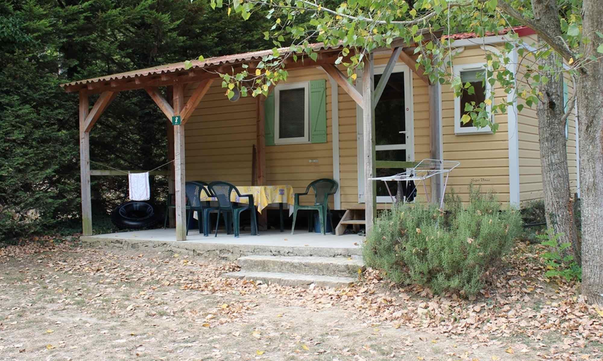 Camping la Poche, Mirmande, Drôme