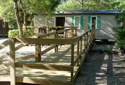 Accommodation - Mobile-Home Life 2 Bedrooms 31 M² Adapted To The People With Reduced Mobility Saturday/Saturday - CAMPING LES CLOS