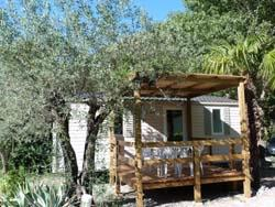 Accommodation - Mobile-Home Irm Mercure 2 Schlafzimmer 26M² Sunday/Sunday - CAMPING LES CLOS