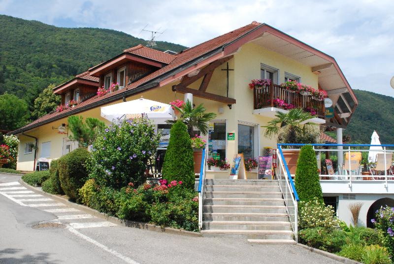 Establishment Camping Le Panoramic - Sevrier