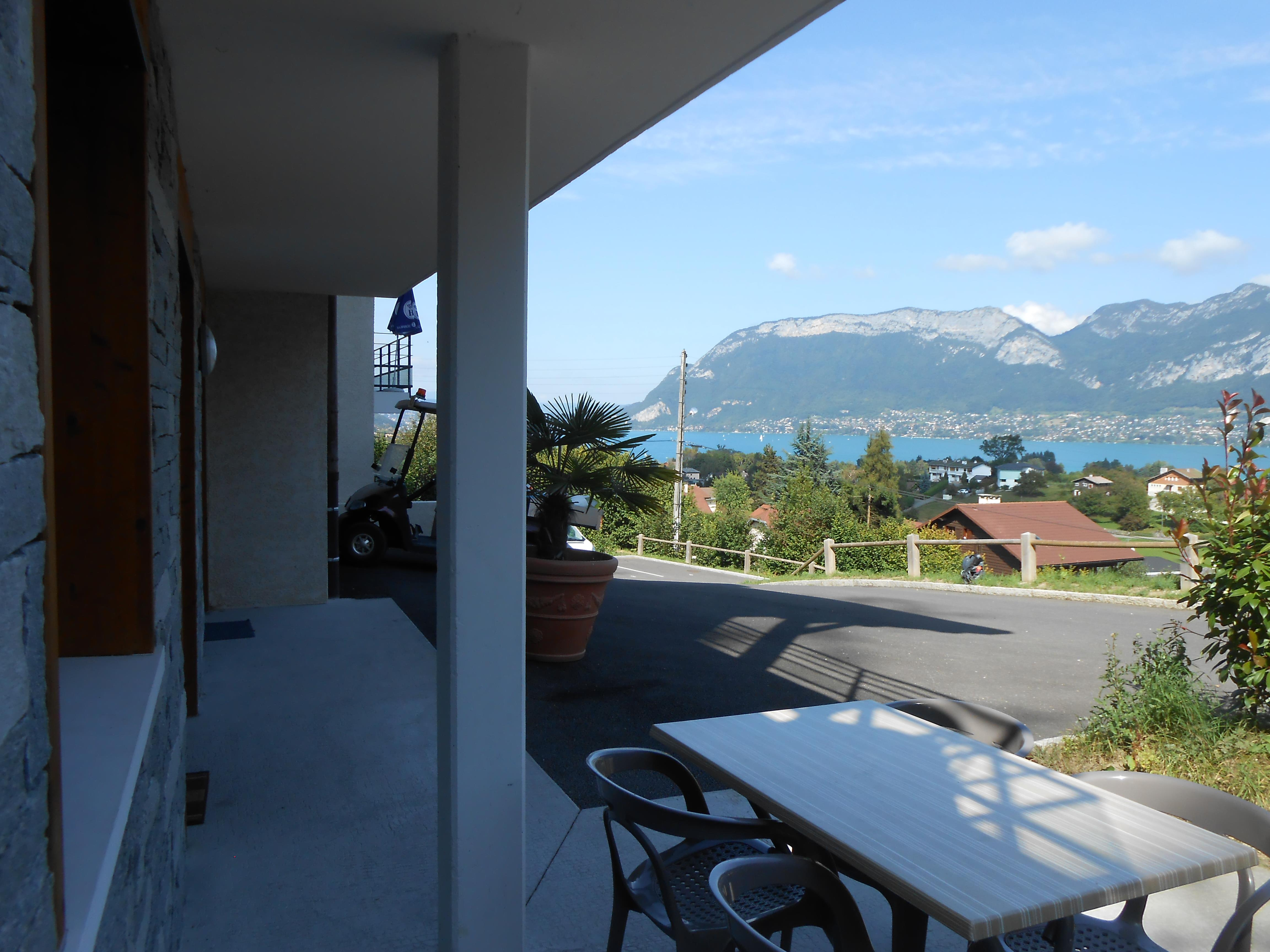 Location - Appartement 38M² Vue Lac - 2 Chambres (Plain Pied) - Camping Le Panoramic