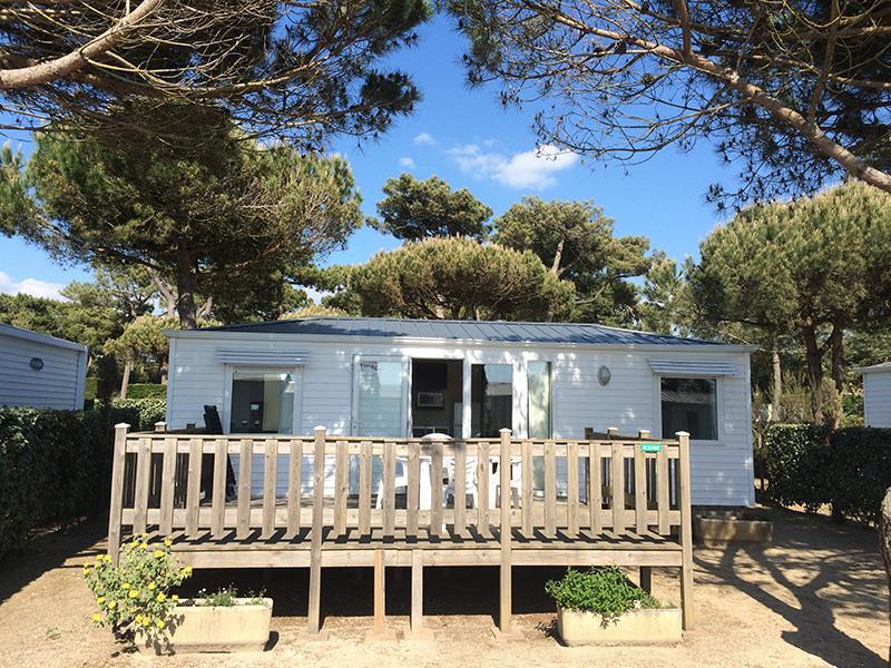 Location - Cottage Mer 2 Ch 2 Sdb (Prestige) - Camping Bois Soleil