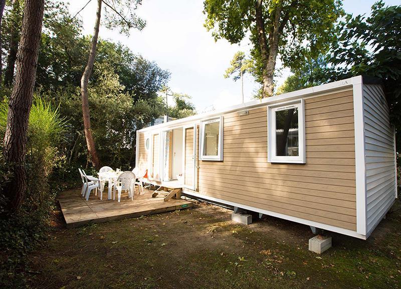 Location - Cottage Pins 3 Ch Evasion (Premium) - Camping Bois Soleil