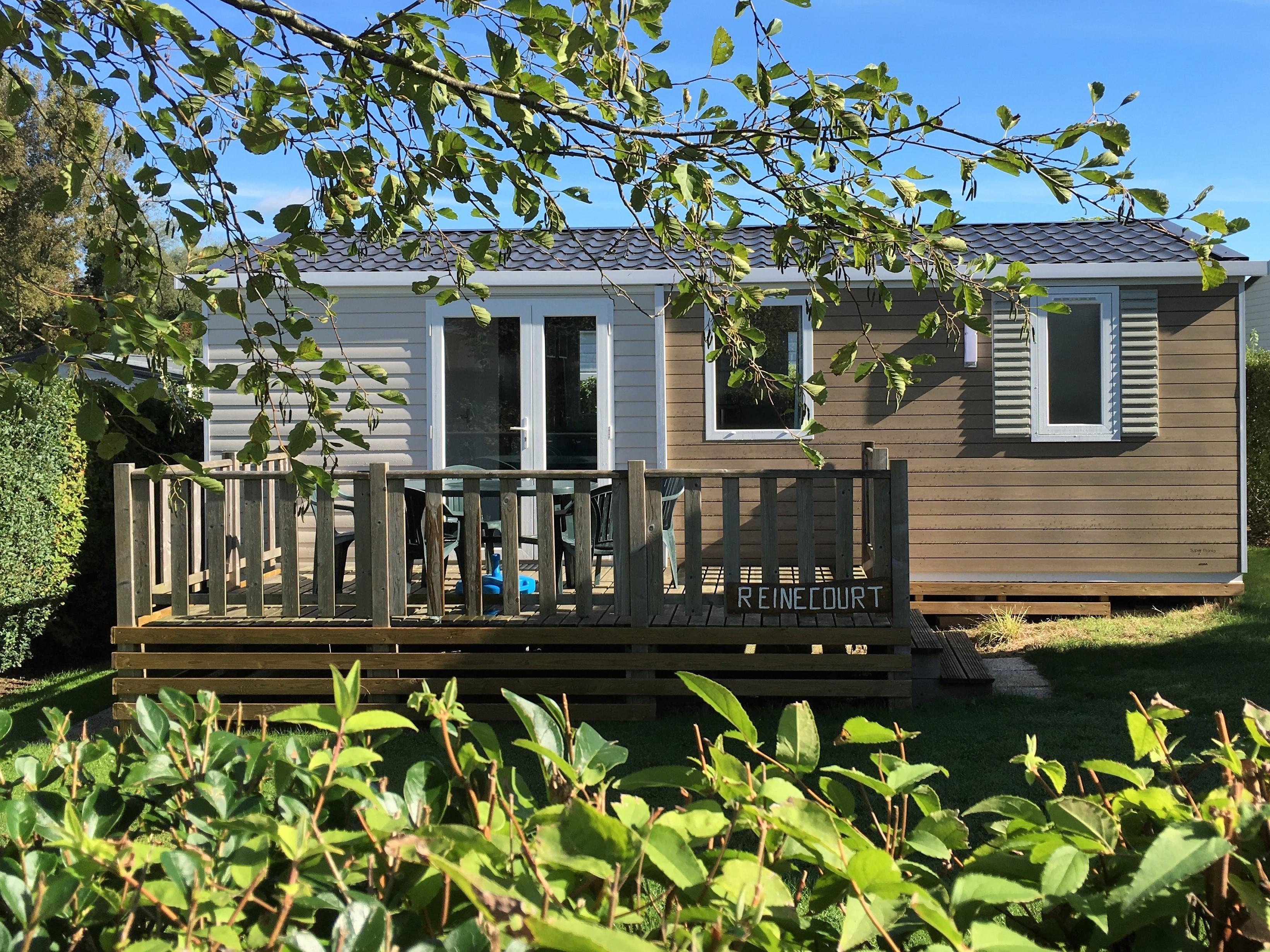 Cottage Confort 30m² - 2 chambres