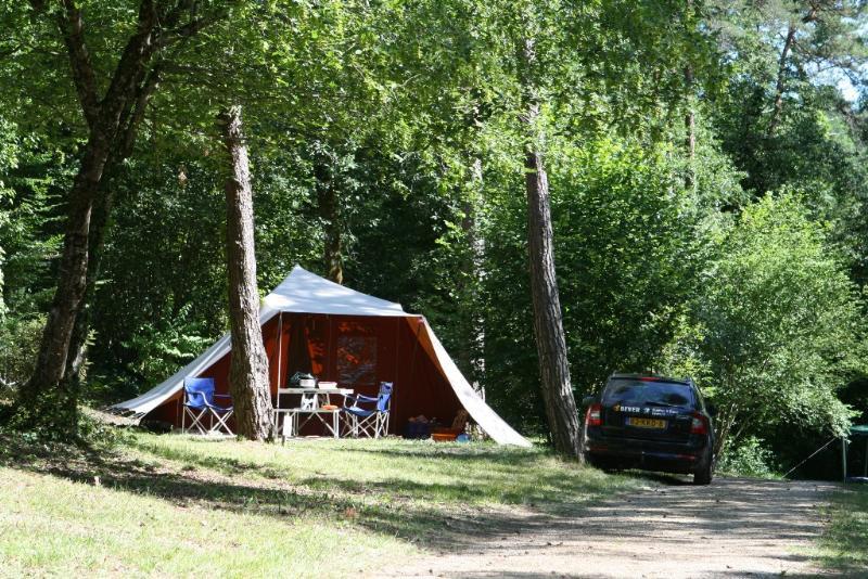 Camping le Vezere Perigord, Tursac, Dordogne