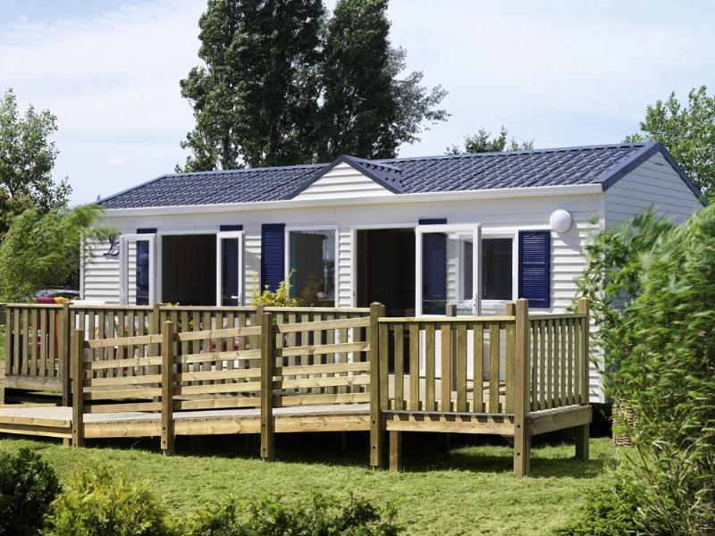 Location - Cottage Ty Facyl - Adapté Pmr - Camping Les Embruns
