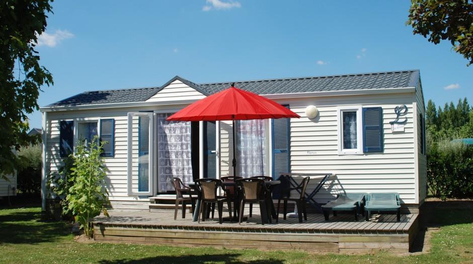 Location - L-Cottage Grand Large - Camping Les Embruns