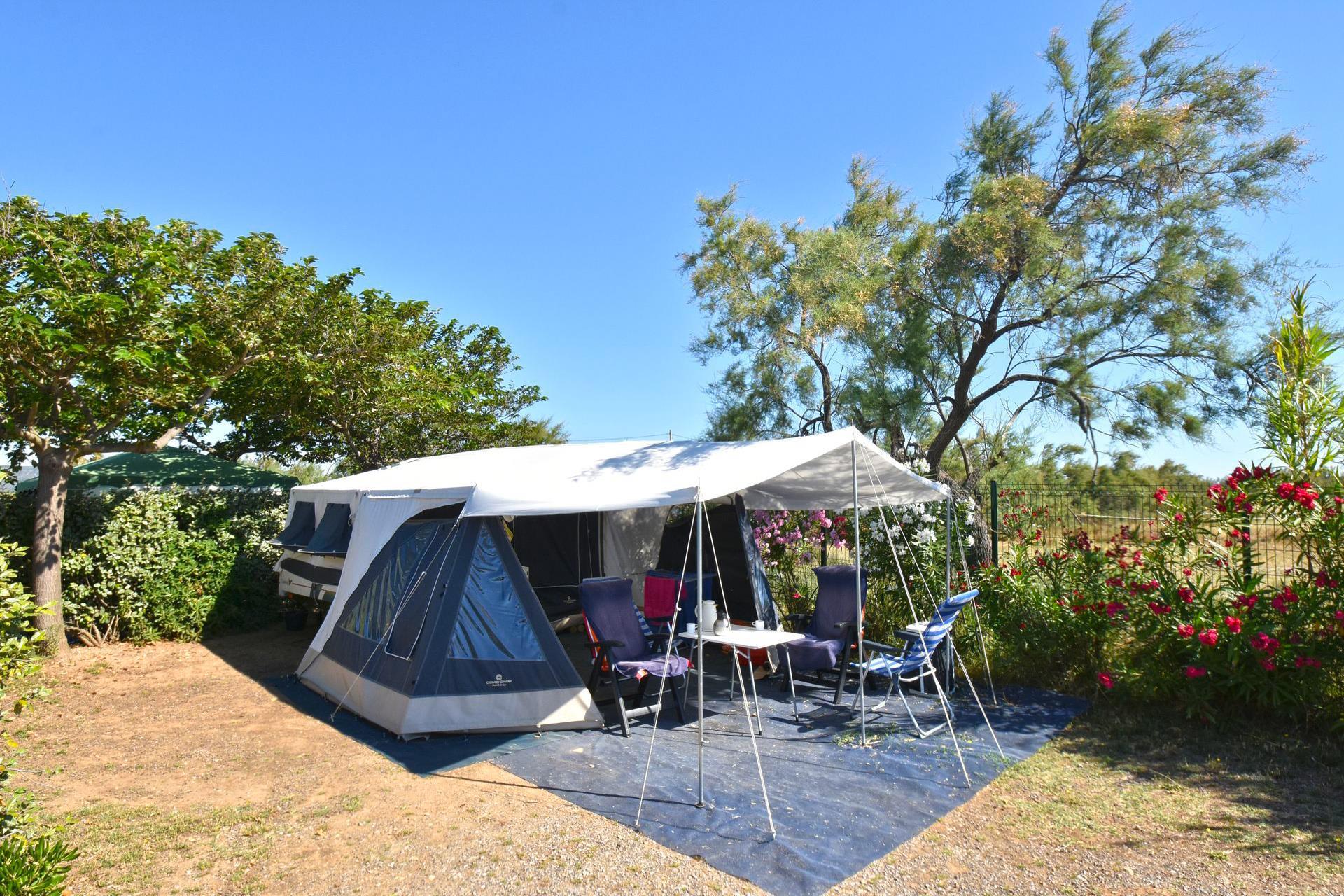 Emplacement - Forfait Emplacement*** - Camping Sandaya Les Tamaris