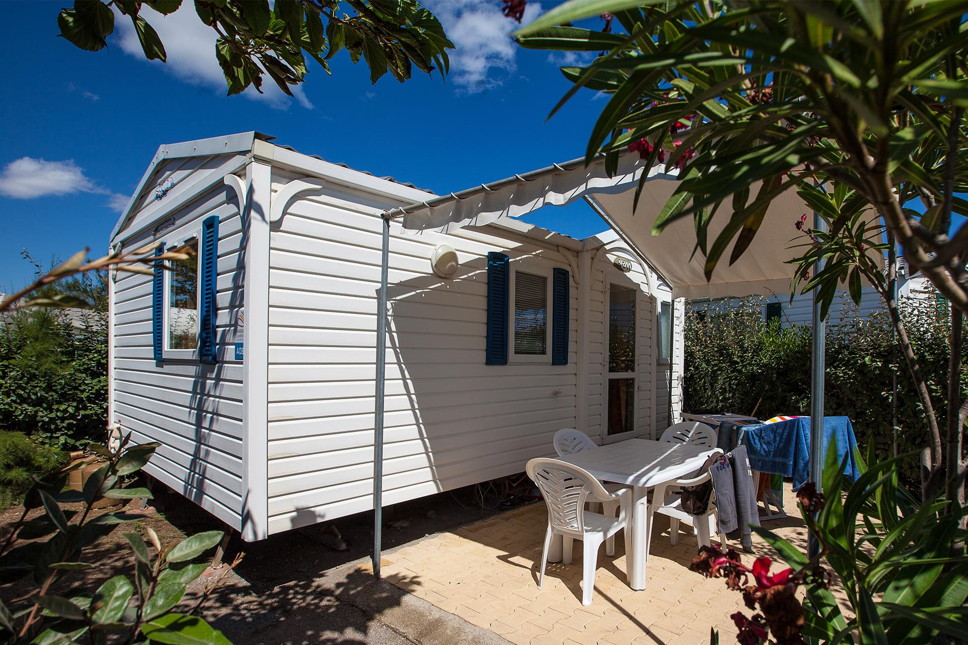 Location - Cottage 2 Chambres** - Camping Sandaya Les Tamaris