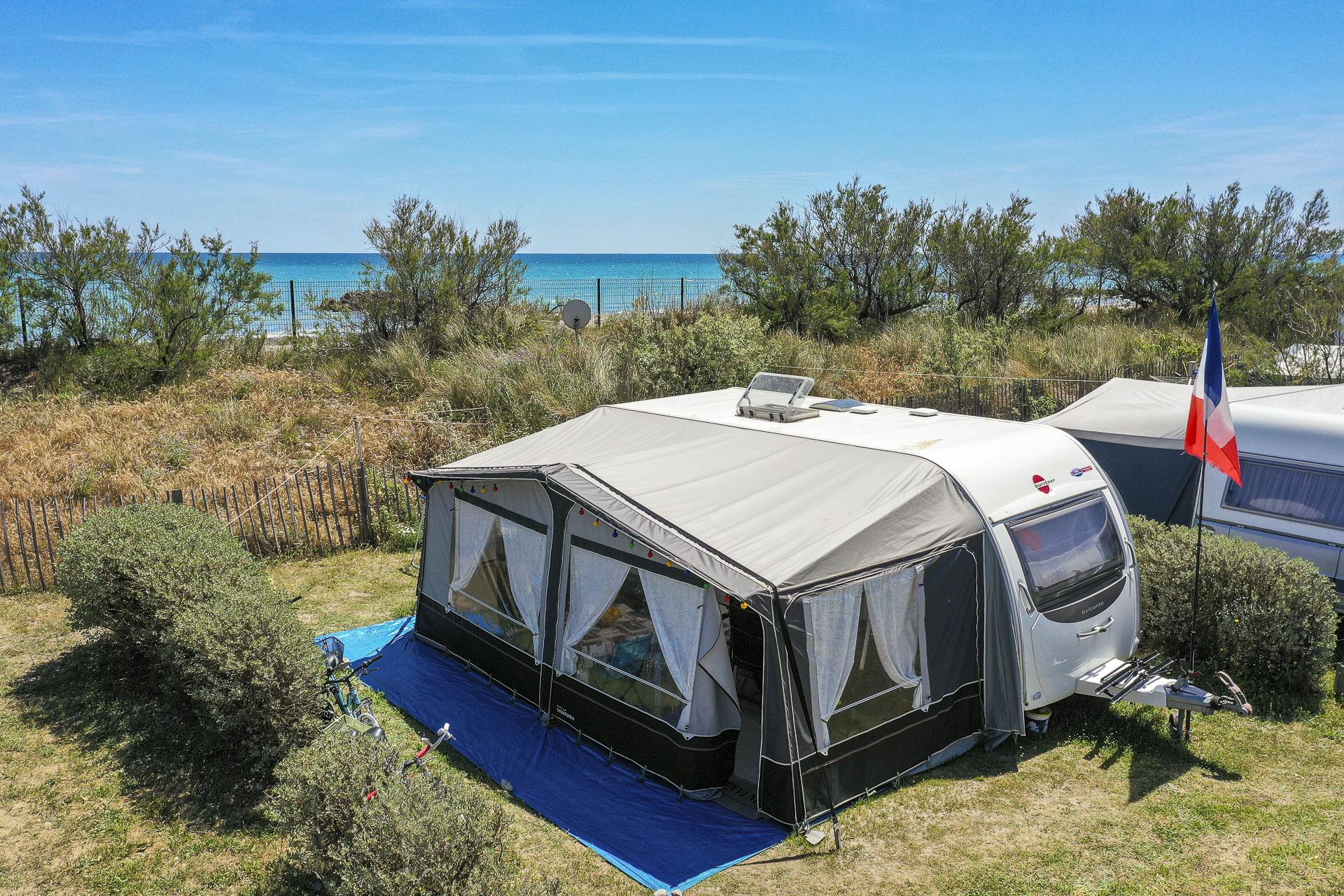 Emplacement - Forfait Emplacement **** Front De Mer - Camping Sandaya Les Tamaris
