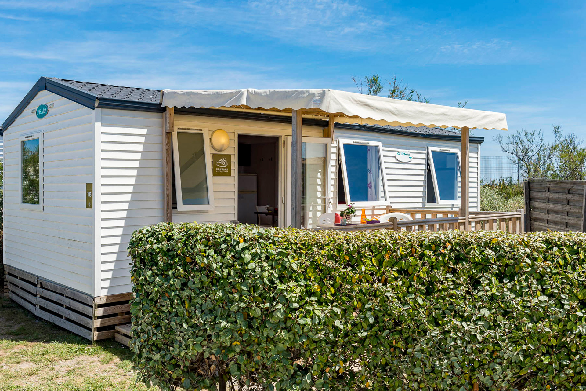 Location - Cottage 3 Chambres** - Camping Sandaya Les Tamaris